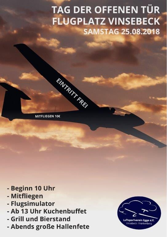 Flugplatzfest 2018